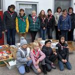 Grundschule Wellheim und Malteser Jugend Stepperg