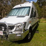 conversion based on MWB Sprinter 4x4