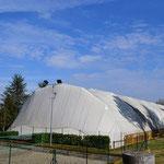 struttura campi al coperto