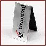 segnalibro magnetico personalizzato per azienda o organizzazione