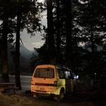 Traumhafter Indianisch geführter Campingplatz Telte Yet (Menschen des Flusses)