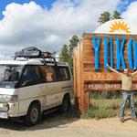 Legendedäres Yukon Territorium...