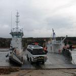 Fähre zum Cape Breton