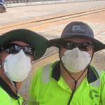 ...Arbeitsschutzbekleidung ist Pflicht..