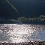 Der Klondoke Fluss