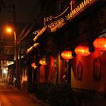 Die Hutongs (Gassen) vom alten Beijings