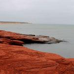 Rote Küsten in PEI