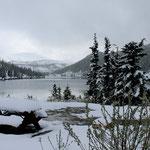 Campingplatz am Alaska Highway