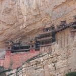 Das Hängende Kloster von Xuangköngsi