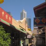 Ein Vorgeschmack auf die kommende Reise.. Chinatown Perth