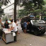 DriveIn-Fastfood in China ;-)