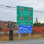 Hmmm.. wolang geht es nach Halifax....?