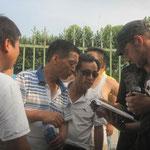 Chinesen sind immer Hilfsbereit
