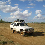 Dirtroads in Queensland...