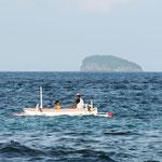 Blaue Lagune in Padang Bai