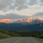 Klondike Highway richtung Carcross