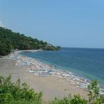 Strand von Amed