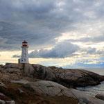 Der am häufigsten fotografierte Leuchtturm Kanadas