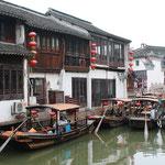 Zhujiajiao, das Venedig Chinas