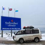 Willkommen in Labrador