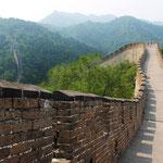 Große Chinesische Mauer bei Beijing