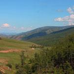 Zentral Mongolei