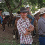 Rodeo in Mataranka