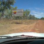 Bye Bye Calvert... Roadtrip nach Cairns...
