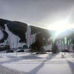 Skigebiet dierekt am Resort