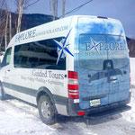 Explore Newfoundland Dienstwagen