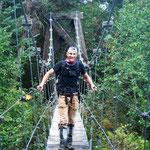 Auf dem Chilkoot Trail