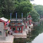 ..Als Käufer, Taschendiebe und Händlerverkleidet mussten Eunuchen Xixi die Zeit vertreiben...