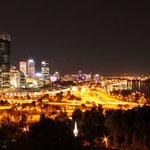 Perth nach Sonnenuntergang
