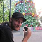 Sishi, Sonne, Weihnachtsbaum...was kann schöner sein ;-)