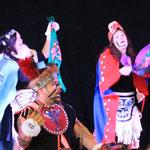 Nationalfeiertag und Andäka Fest der Tinglit Indianer