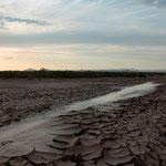 Nasse Wüste Gobi