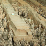 Mehr als 7000 Krieger hat sich der Kaiser bauen lassen