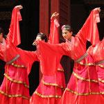 Tänzerische Darstellung der Lehren von Konfuzius