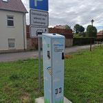 Charging Station in Schlöben