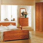 camera da letto art 567 pino
