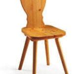 S102 sedia bavaria pino