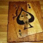 art.909 su legno