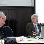"""Conférence de M. Jean-Paul Ducrotoy, invité : """"L'évolution des connaissances scientifiques sur la Baie de Somme et le littoral picard aux XIXe et XXe siècles"""""""