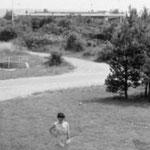 Photo Mme Masfrand - Bâtiment G en 1962