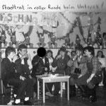 1986 Ratssitzung