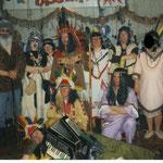 1996 Der Stamm der Stichelschweine