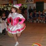 "Das ""große"" Tanzmariechen Frances"