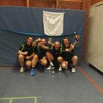 Mannschaft: Christian, Joachim, Tim, Lars   Es fehlen: Kai und Werner