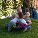 Geheimtip: Eis im Garten