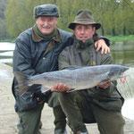 saumon 2009